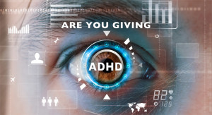 Photo of ADHD eye