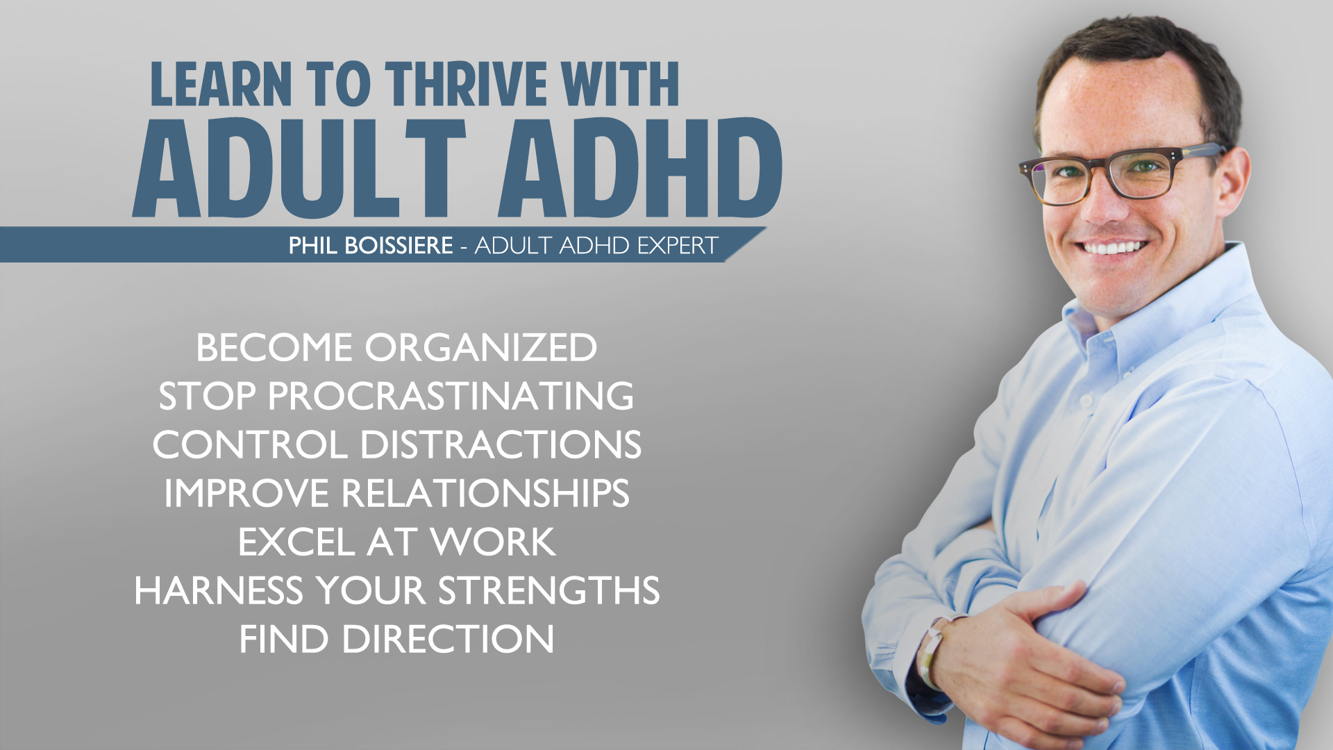 Adult ADHD Video Series